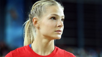 Previous: Darya Klishina Close-up
