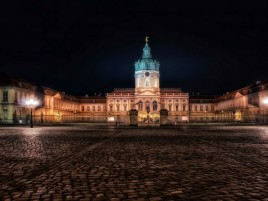 German Castle Berlin Kreuzberg wallpapers and stock photos