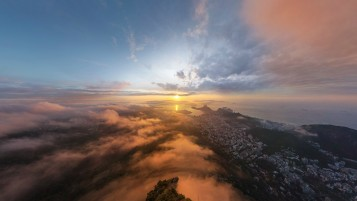 Amazing View Rio De Janeiro wallpapers and stock photos