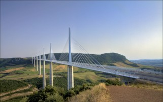 Random: Viaduc De Millau Bridge France