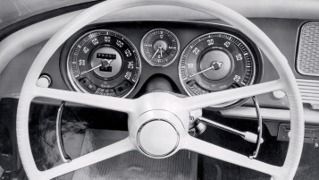 Random: Vintage Car Dashboard