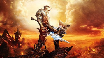 Kingdoms of Amalur: Reckoning Kinght wallpapers and stock photos