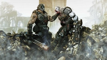 Gears of War Artwork wallpapers and stock photos