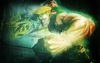 Random: Street Fighter Guile