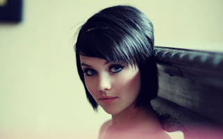 Mellisa Clarke Bob Cut wallpapers and stock photos