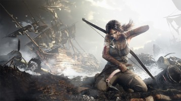 Tomb Raider Lara Croft Reborn wallpapers and stock photos