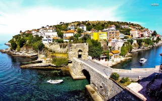 Random: Amasra Turkey