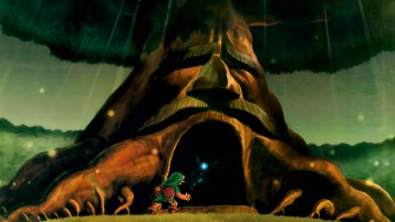 The Legend of Zelda Deku Tree wallpapers and stock photos