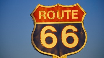 Random: Springfield Route 66 Sign