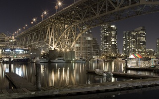 Granville Bridge wallpapers and stock photos