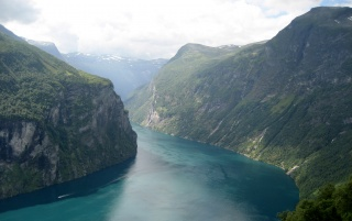 Fiord Of Art wallpapers and stock photos