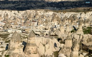 Goreme Turkey wallpapers and stock photos
