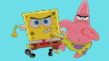 Spongebob and Patrick Star wallpapers and stock photos