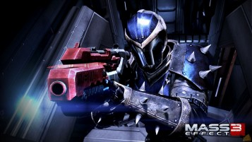 Mass Effect 3 Soldier wallpapers and stock photos