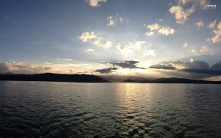Jocassee Lake South Carolina wallpapers and stock photos