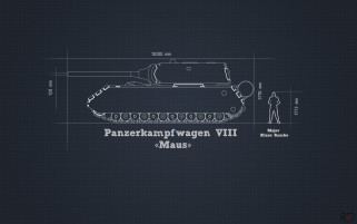 Random: Word of Tanks Blueprint