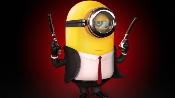 Minion Assasin wallpapers and stock photos