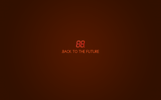 Back to The Future wallpapers and stock photos