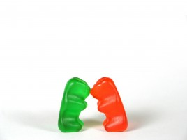 Gummy Bear Love wallpapers and stock photos