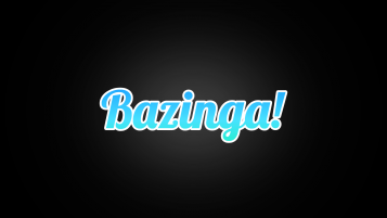 Bazinga wallpapers and stock photos