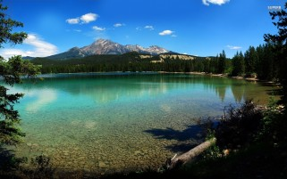 Jasper National Park wallpapers and stock photos