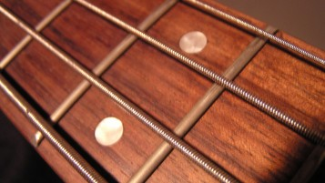 Electric Bass Strings wallpapers and stock photos