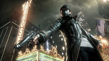 Random: Watch Dogs Artwork