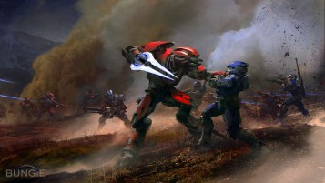 Halo Reach Batalla wallpapers and stock photos