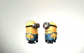 Despicable Me Minions wallpapers and stock photos