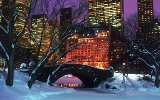 Christmas C. Park NY wallpapers and stock photos