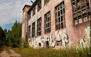 Random: Abandoned Factories Scenic