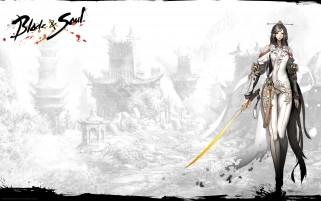 Blade and Soul wallpapers and stock photos
