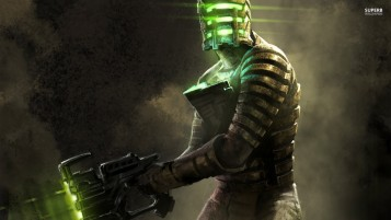 Random: Dead Space Artwork