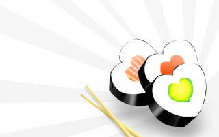 I love sushi wallpapers and stock photos