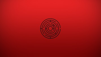 Minimalistic Labyrinth wallpapers and stock photos