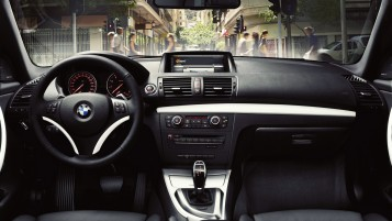 BMW 3 Series Interior wallpapers and stock photos