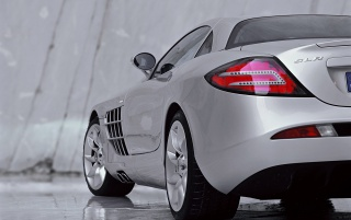 SLR McLaren wallpapers and stock photos