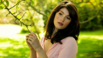 Gemma Arterton Portrait wallpapers and stock photos