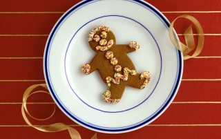 Gingerbread Man wallpapers and stock photos