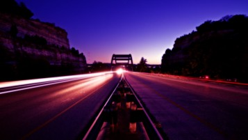 Long Exposure Road Photo wallpapers and stock photos