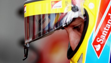 Fernando Alonso Helmet Close-up wallpapers and stock photos