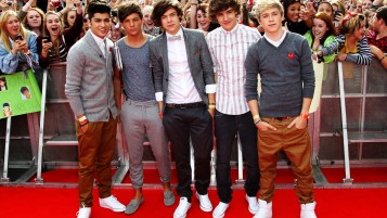 One Direction Red Carpet wallpapers and stock photos