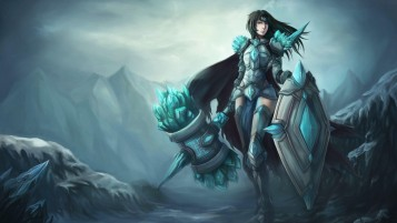 League of Legends héroe ilustraciones wallpapers and stock photos