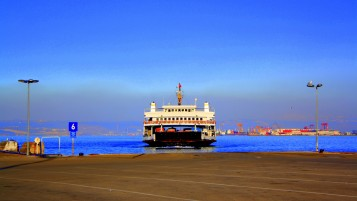 Istanbul Ferry wallpapers and stock photos