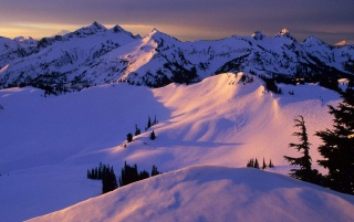 The Tatoosh Range wallpapers and stock photos