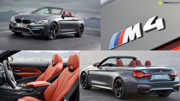 BMW M4 Convertible wallpapers and stock photos
