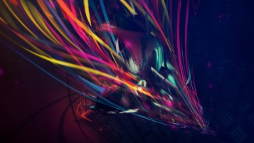 Colorful Abstract Shapes wallpapers and stock photos