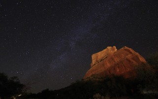 Arizona Night Sky wallpapers and stock photos