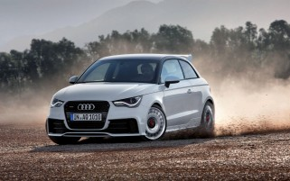 Audi A1 Fun Drive wallpapers and stock photos