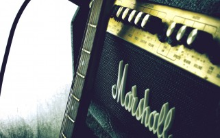 Marshall Amplificador wallpapers and stock photos